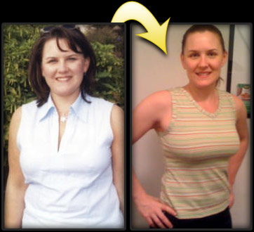 female personal training weight loss